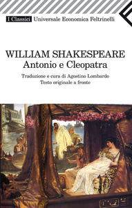 Antonio e Cleopatra Libro Cover