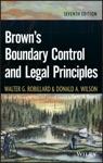 Browns Boundary Control And Legal Principles