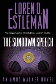 The Sundown Speech book