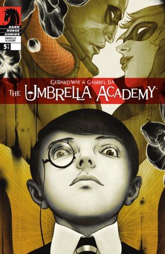 The Umbrella Academy: Apocalypse Suite #5 - Gerard Way