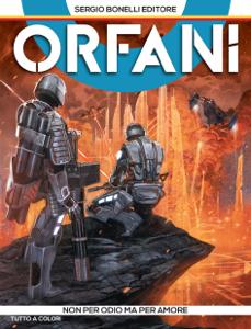 Orfani 2. Non per odio ma per amore Libro Cover