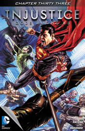 Injustice: Gods Among Us #33 book