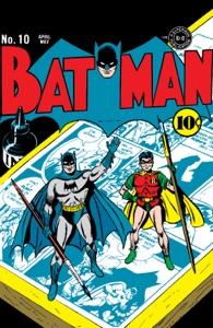 Batman (1940-) #10 Book Cover