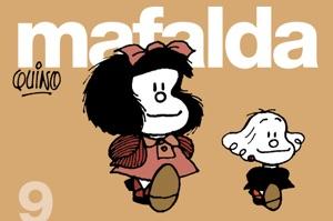 Mafalda 9 Book Cover