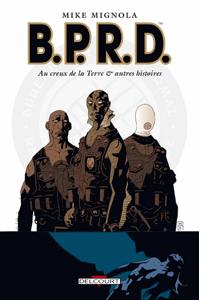 BPRD T01 La couverture du livre martien