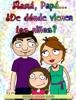 Cristina Morales Garcia - Mamá, Papá… ¿De dónde vienen los niños? ilustración