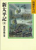 新太平記(3) 建武中興の巻 Book Cover