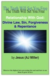 Relationship With God Divine Law Sin Forgiveness  Repentance