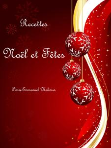 Recettes Noël et Fêtes La couverture du livre martien