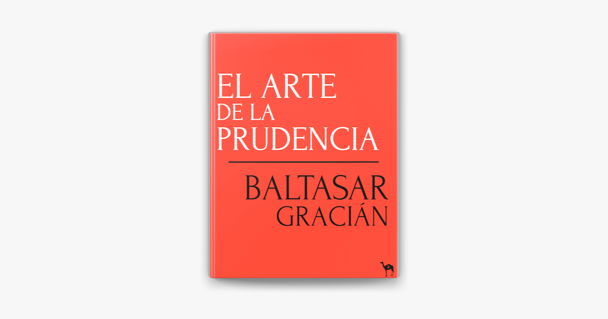 El Arte De La Prudencia En Apple Books