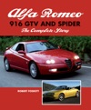 Alfa Romeo 916 GTV And Spider