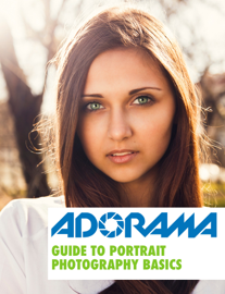 Guide To Portrait Photography Basics