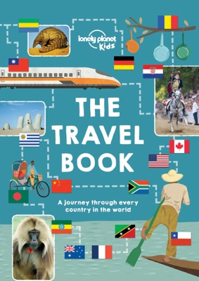 Lonely Planet Kid's Travel Book