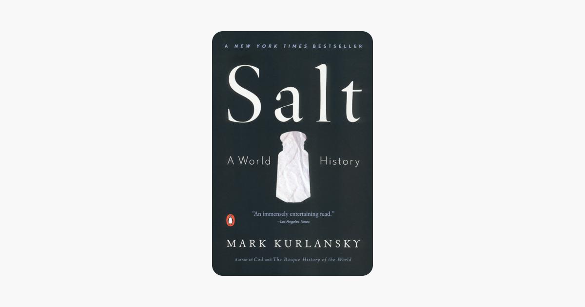 Salt - Mark Kurlansky