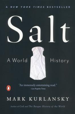 Mark Kurlansky - Salt book