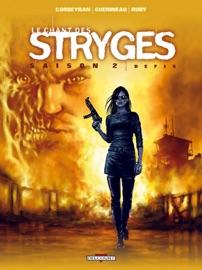 LE CHANT DES STRYGES SAISON 2 T08