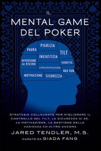 Il Mental Game Del Poker di Jared Tendler Copertina del libro