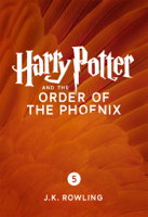 J.K. Rowling - Harry Potter and the Order of the Phoenix (Enhanced Edition) artwork