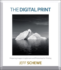 Digital Print, The: Preparing Images in Lightroom and Photoshop for Printing Copertina del libro