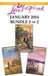 Love Inspired January 2014 - Bundle 2 Of 2