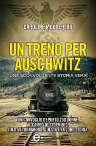 Un treno per Auschwitz Copertina del libro