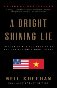 A Bright Shining Lie Book Cover