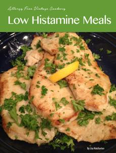 Low Histamine Meals La couverture du livre martien