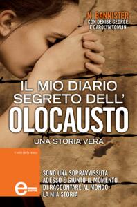 Il mio diario segreto dell'Olocausto Libro Cover