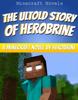 Blockhead Books - The Untold Story of Herobrine artwork