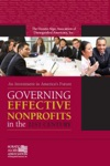 Governing Effective Nonprofits In The 21st Century