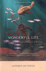 Wonderful Life: The Burgess Shale and the Nature of History La couverture du livre martien