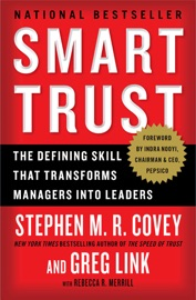Smart Trust - Stephen M. R. Covey