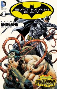 Batman: Endgame Special Edition (2015-) #1 Book Review