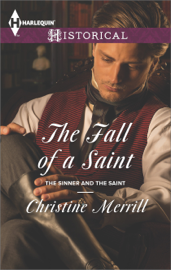 The Fall of a Saint book