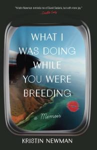 What I Was Doing While You Were Breeding Boekomslag