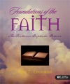 Foundations Of The Faith