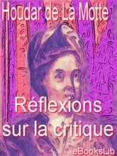 Réflexions Sur La Critique