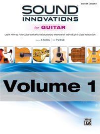 Sound Innovations for Guitar, Book 1 (Volume 1)