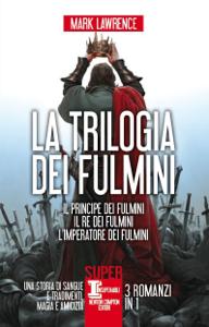 La trilogia dei fulmini Libro Cover