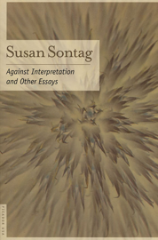 Against Interpretation book
