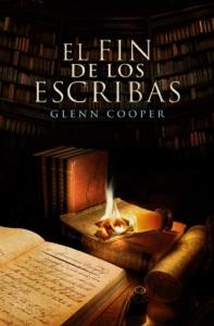 El fin de los escribas (La biblioteca de los muertos 3) Book Cover