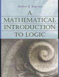 A Mathematical Introduction to Logic book