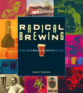 Radical Brewing La couverture du livre martien