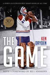 The Game: 30th Anniversary Edition da Ken Dryden Copertina del libro