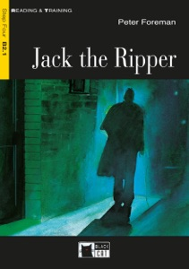 Jack the Ripper Book Cover