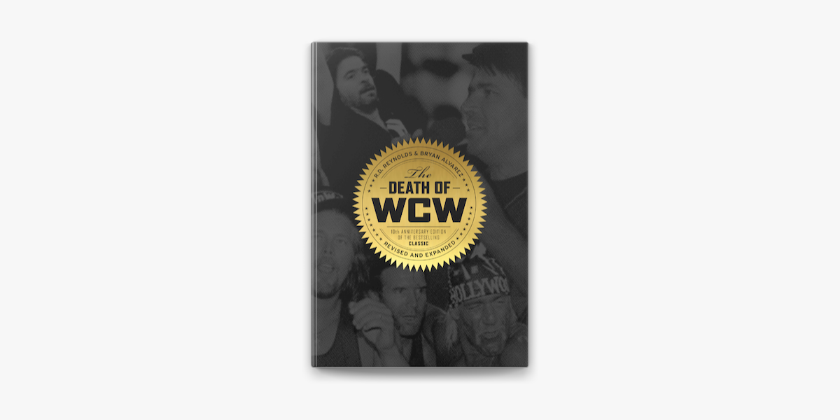 The Death Of Wcw On Apple Books