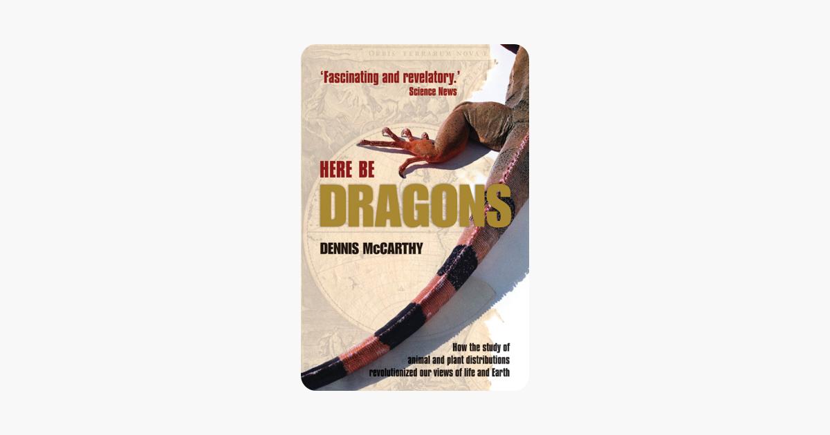 Here Be Dragons - Dennis McCarthy