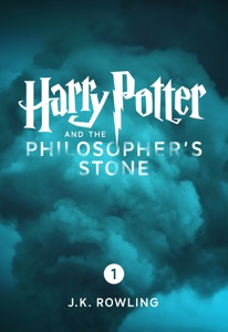 Harry Potter and the Philosopher's Stone (Enhanced Edition) Book Cover
