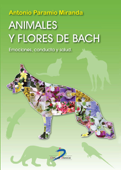 Animales y flores de Bach Book Cover