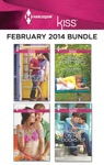 Harlequin Kiss February 2014 Bundle